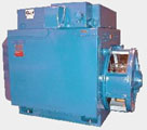 AC Induction - Slip-Ring (Wound Rotor)