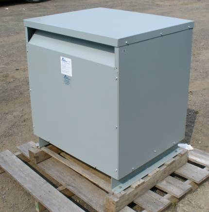 Acme Transformer 118KVA 3-Phase Dry Type Drive Isolation Transformer