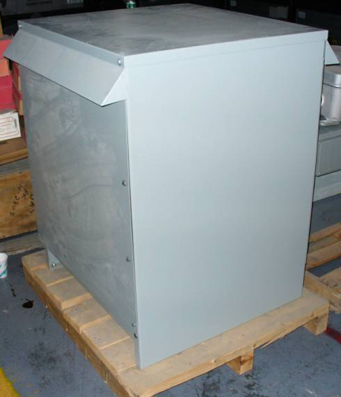 Tech-Tran 100 KVA 1-Phase Dry Type Transformer