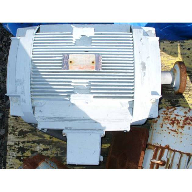 General Electric 50 HP 1770 RPM AC Induction Motor