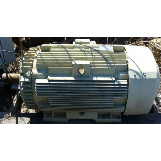 General Electric 200 HP 1785 RPM Extra Severe Duty AC Induction Motor