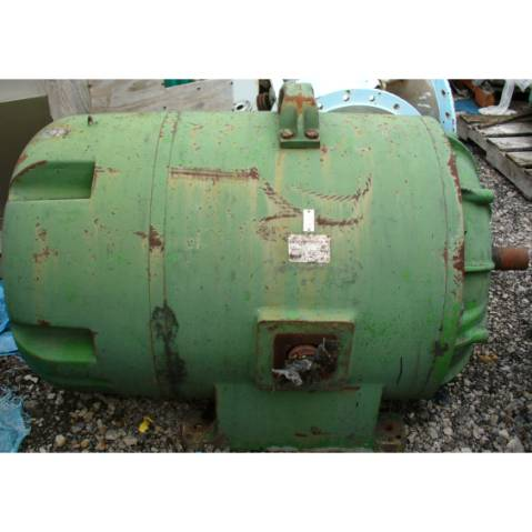 General Electric 150 HP 1480 RPM AC Induction Motor