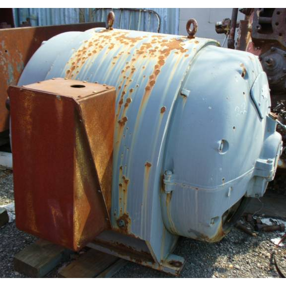 Electric Machinery 350 HP 443 RPM AC Induction Motor