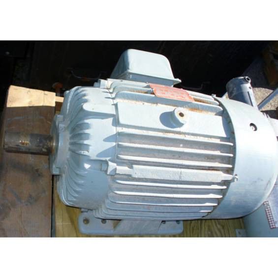 Delco 10 HP 1160-1165 RPM 50-60 Hertz AC Induction Motor