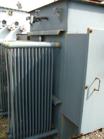 Click to see larger image - Niagara Transformer 750 - 840 KVA Substation Oil Filled Transformer