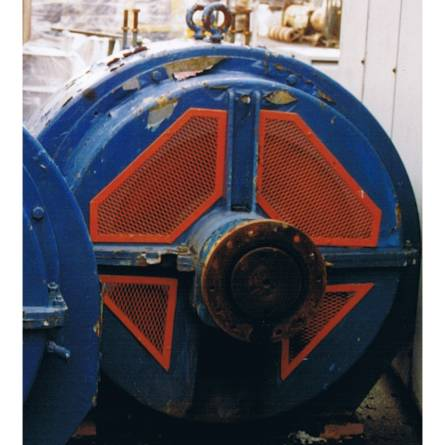Electric Machinery 300 HP 514 RPM Synchronous AC Electric Motor