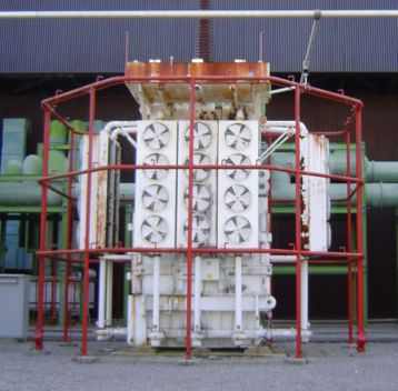 Westinghouse 455/509.6 MVA Single Phase Nuclear Substation Transformer