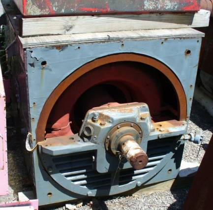 Westinghouse 1500 HP 3581 RPM Life-Line D AC Induction Motor