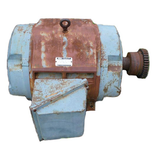 AJAX 400 HP 1185 RPM AC Induction Motor