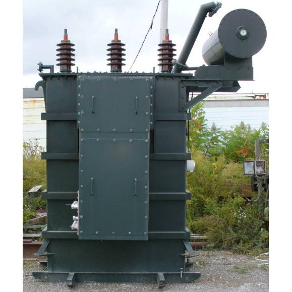 Foster 2000 KVA Substation Power Transformer