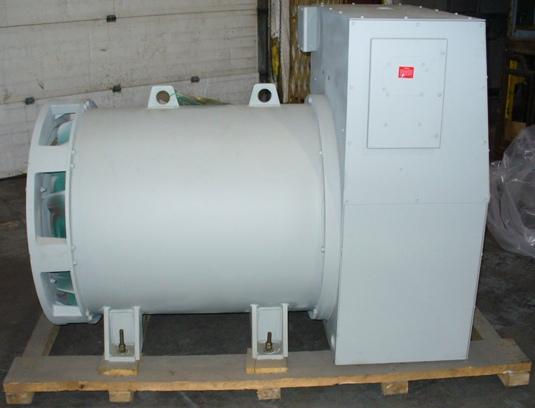 Marathon Electric 900KW MagnaMax 741FSM4334 Generator End