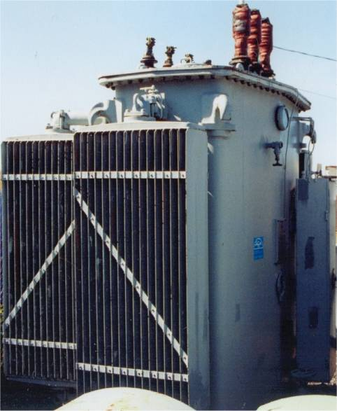 Westinghouse 2500KVA Substation Oil Filled Transformer