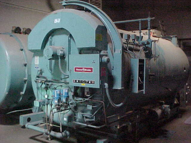 4 pass skid mounted firetube dual fuel boiler cleaver brooks 4 pass skid mounted firetube dual fuel boiler