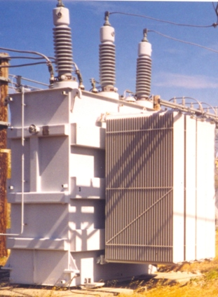 McGraw-Edison 22500 - 37500 KVA Substation Transformer